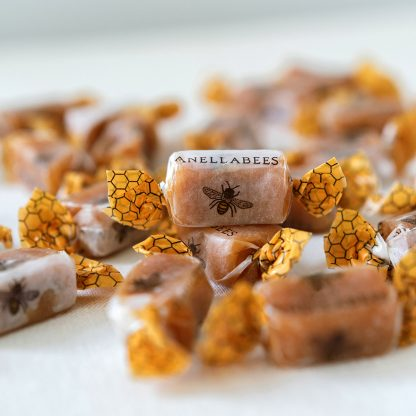 Honey caramels, best gourmet caramels, organic ingredients, old-fashioned caramels