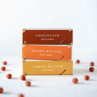 honey candy, organic candy, hard candy, honey drops
